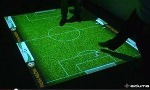 Aplikacja interaktywna Piłka nożna