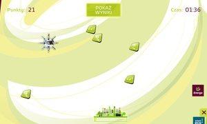 Aplikacja dotykowa Catch Game
