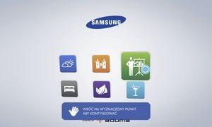 Aplikacja kinetyczna Media Grid