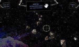 Aplikacja kinetyczna Zbijanie obiektów