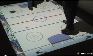 Aplikacja interaktywna Hokej