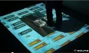 Aplikacja interaktywna Przemiana