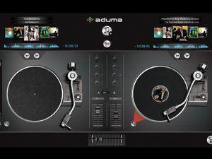 Konsoleta DJ