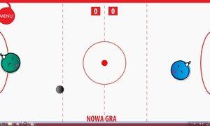 Aplikacja dotykowa Air Hockey