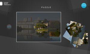 Aplikacja dotykowa Puzzle