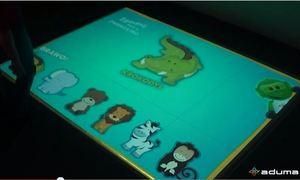 Aplikacja interaktywna Quiz: Zwierzęta