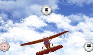 Aplikacja kinetyczna Samolot