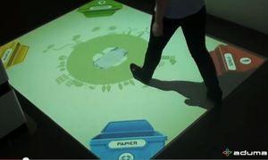 Aplikacja interaktywna Segregacja śmieci