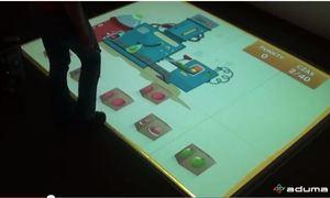 Aplikacja interaktywna Segregowanie taśmowe